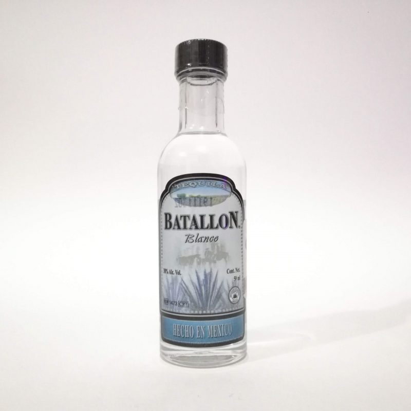Tequila Batallon Blanco