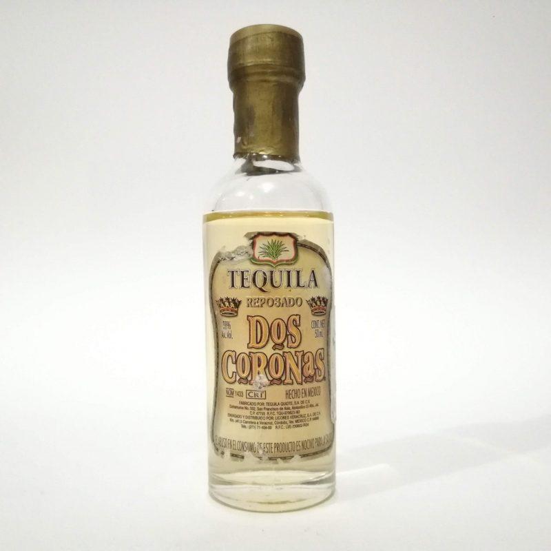 Tequila Dos Coronas Reposado