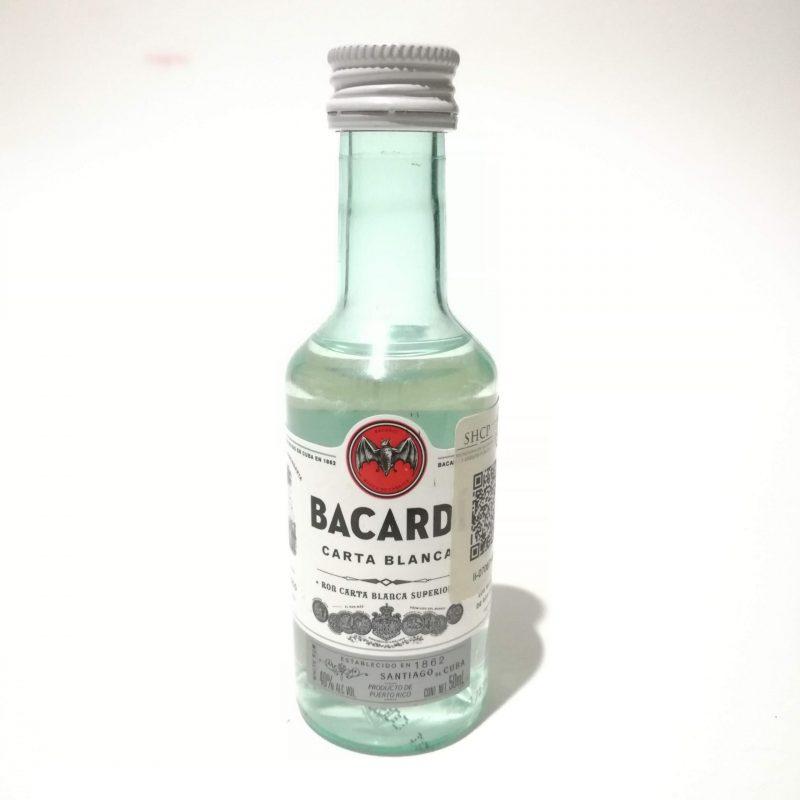 Ron Bacardi Carta Blanca