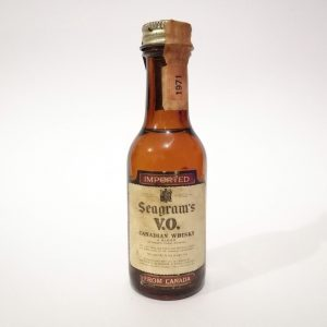 Whisky Seagram VO