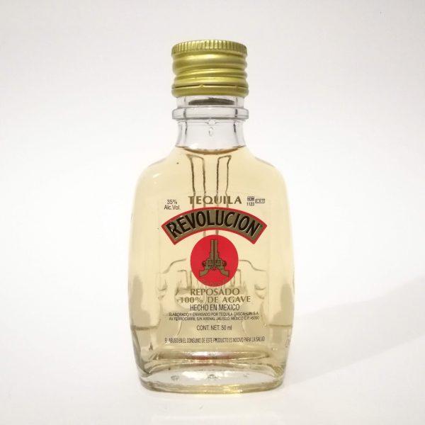 Tequila Revolución Reposado