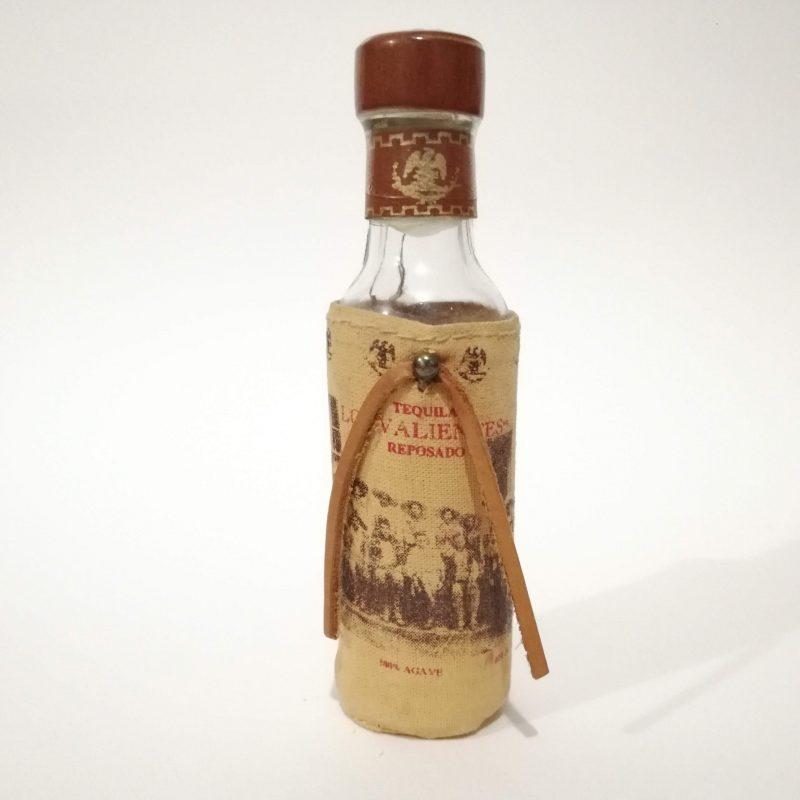 Tequila los Valientes Reposado