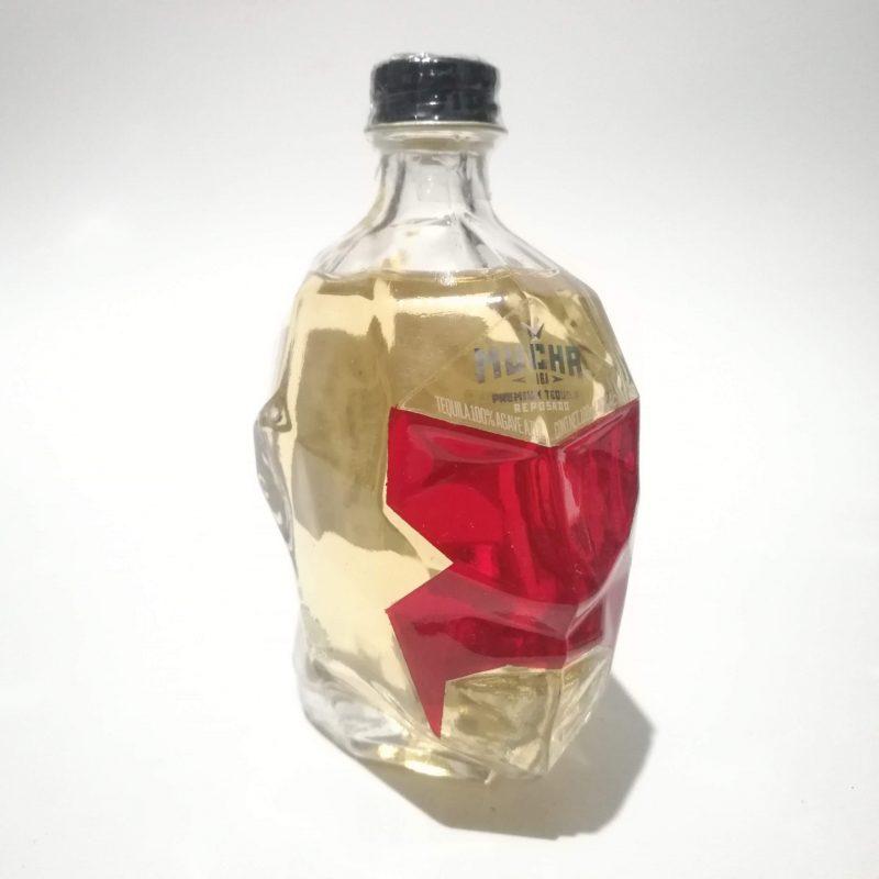 Tequila Mucha Liga Reposado 100ml