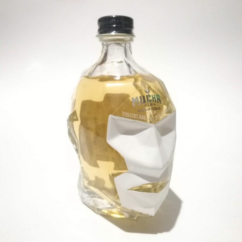 Tequila Mucha Liga Añejo 100ml