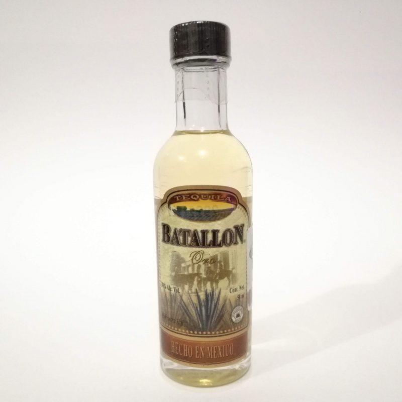 Tequila Batallon Oro