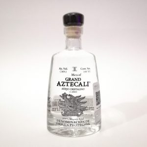 Mezcal Grand Aztecali Añejo Cristalino