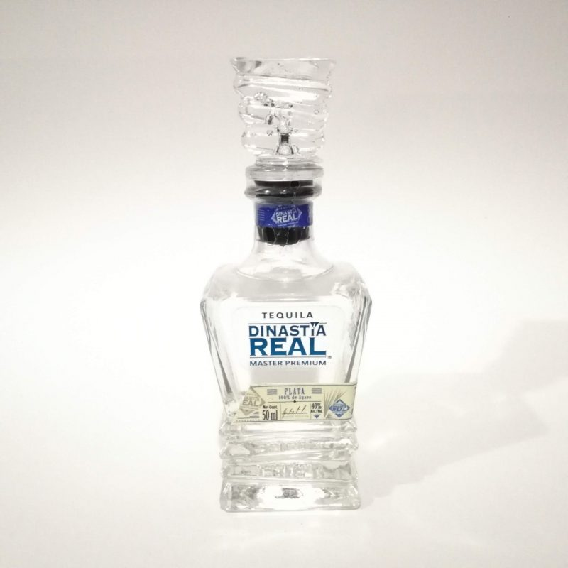 Tequila Dinastia Real Plata