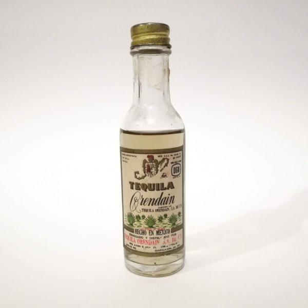 Tequila Orendain antiguo
