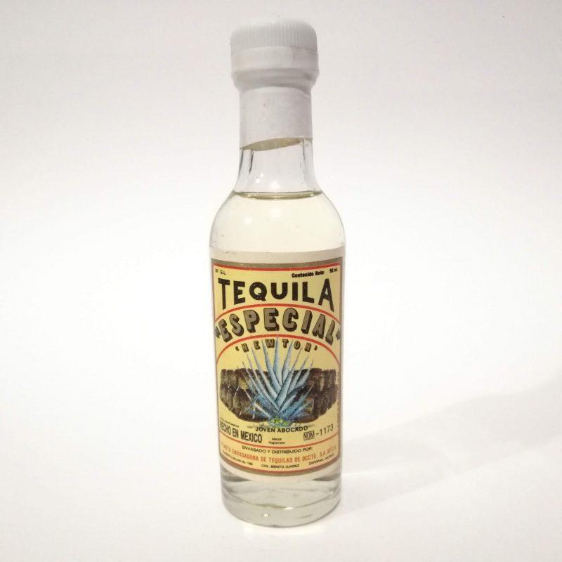 Tequila Especial Newton Joven