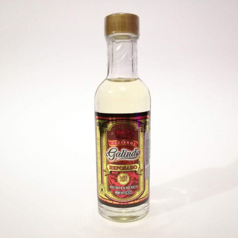 Tequila Hacienda Galindo Reposado