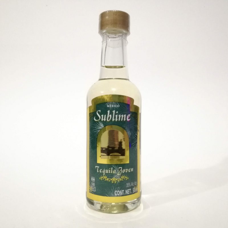 Tequila Sublime Joven