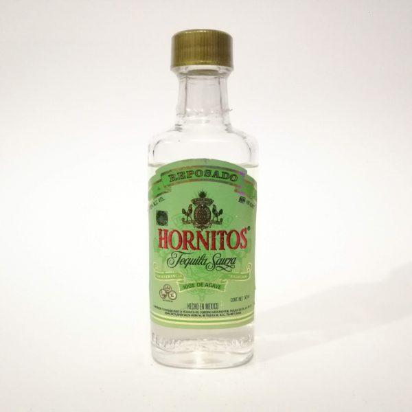 Tequila Hornitos Reposado