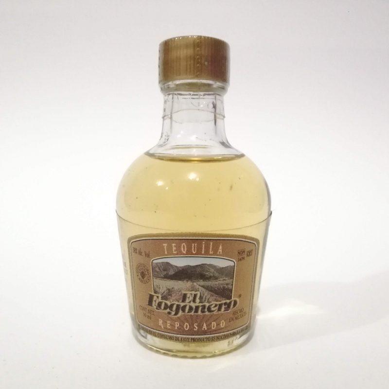 Tequila El Fogonero Reposado