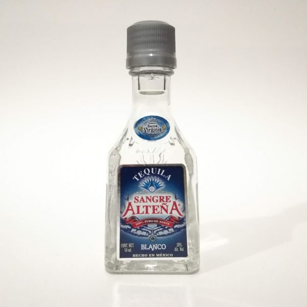 Tequila Sangre Alteña Blanco