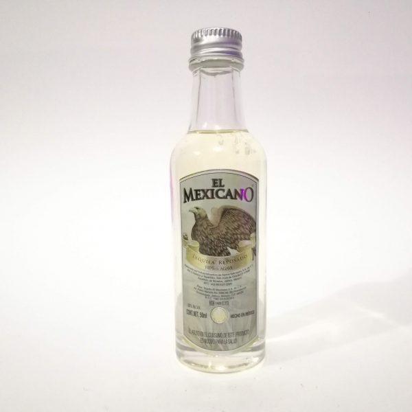 Tequila El Mexicano Reposado