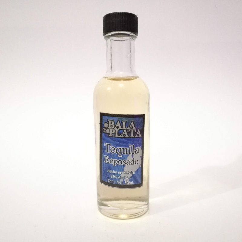 Tequila Bala de Plata Reposado