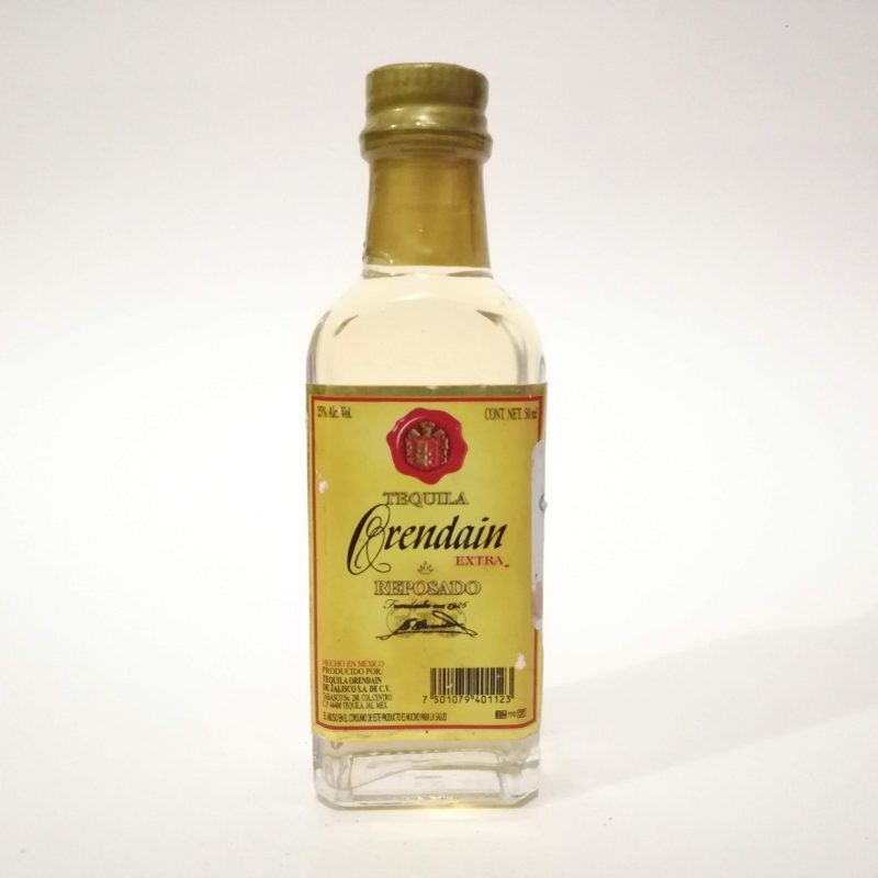 Tequila Orendain Extra Reposado