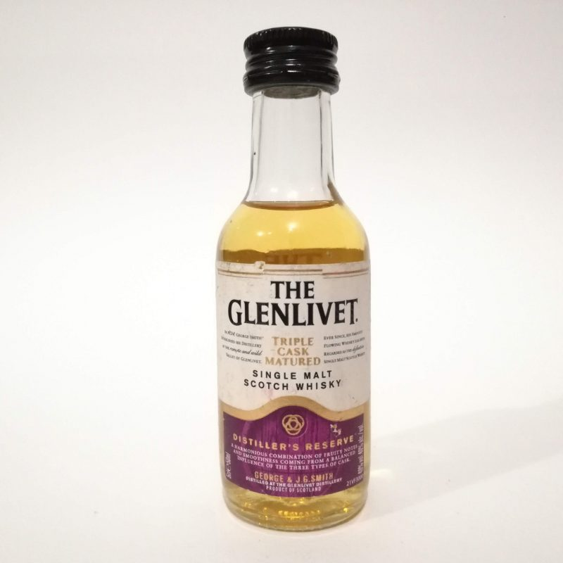 Whisky The Glenlivet Triple Cask Matured
