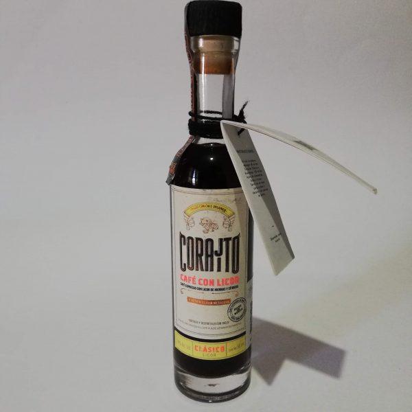 Licor Corajito de Café