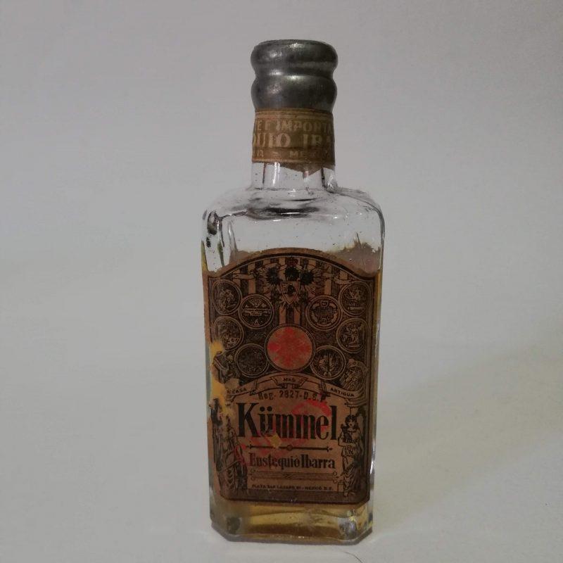 Licor Kummel Eustequio Ibarra