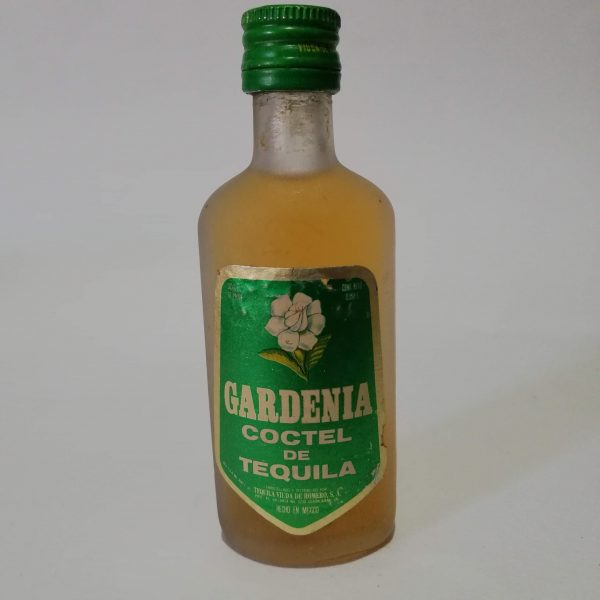 Coctel de Tequila Gardenia