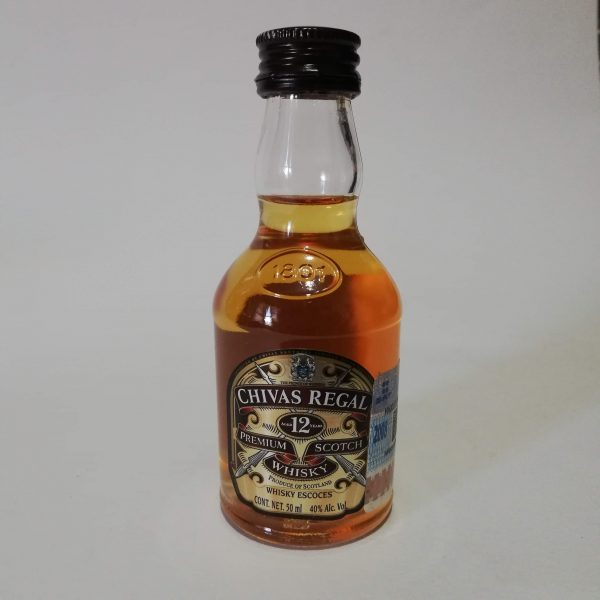 Whisky Chivas Regal 12