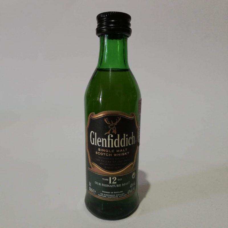 Whisky Glenfiddich 12 Single Malt