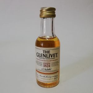 Whisky The Glenlivet 1824