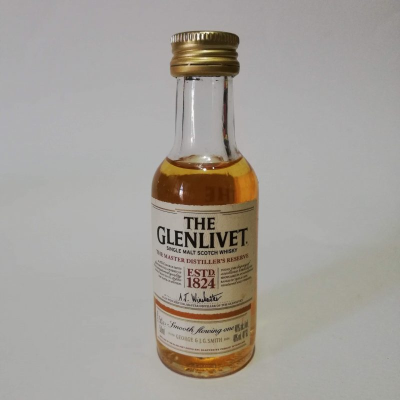 Whisky The Glenlivet 1824