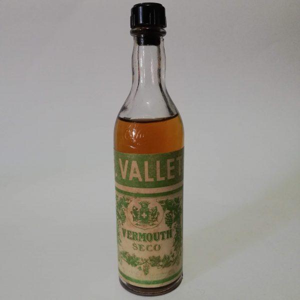 Licor Vallet Vermouth Seco