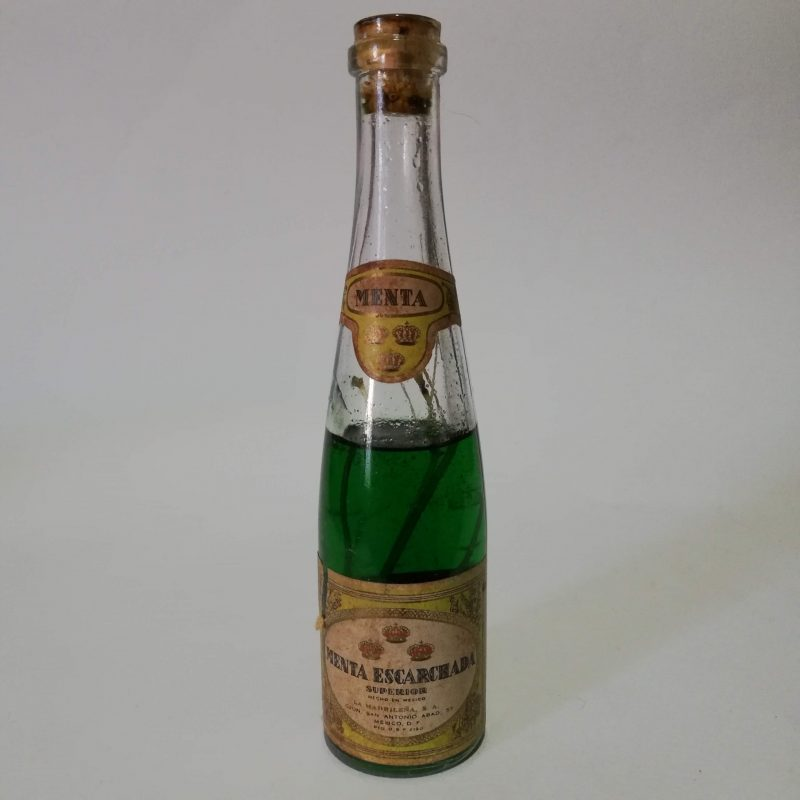 Licor Menta Escarchada Superior