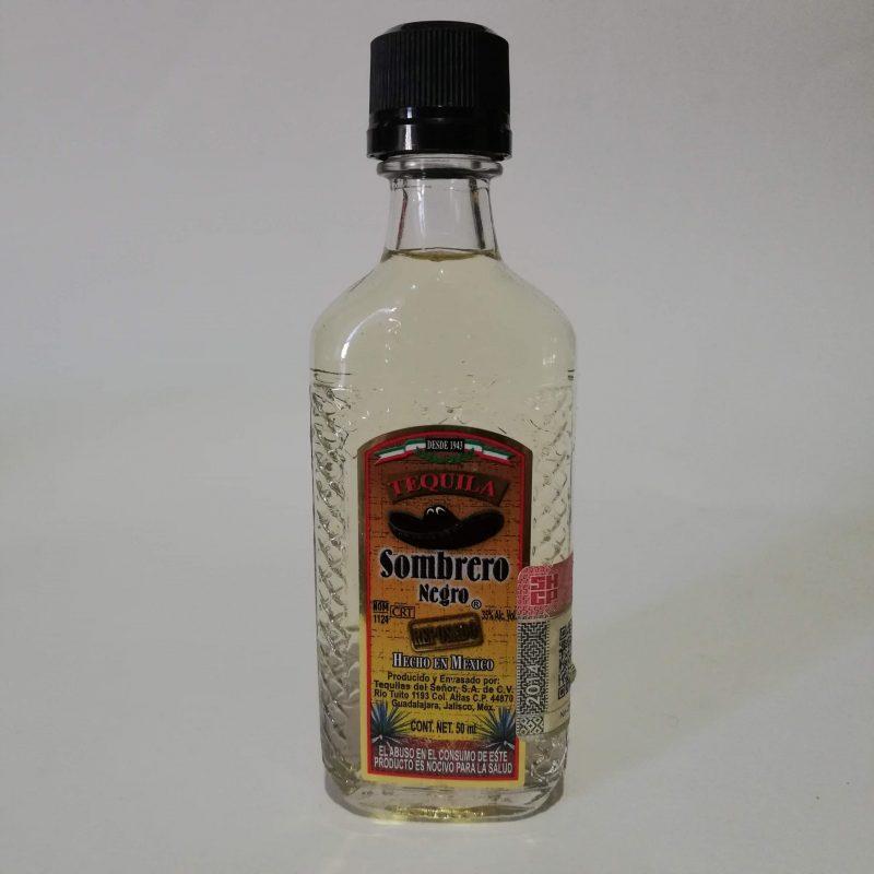 Tequila Sombrero Negro Reposado
