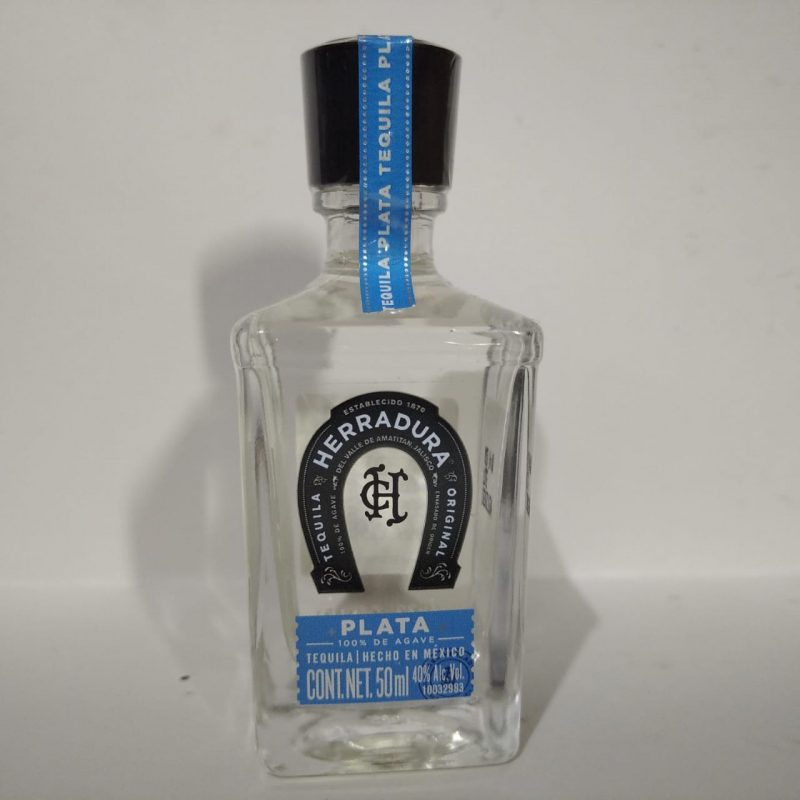 Tequila herradura miniatuar